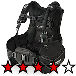 cressi start bcd review