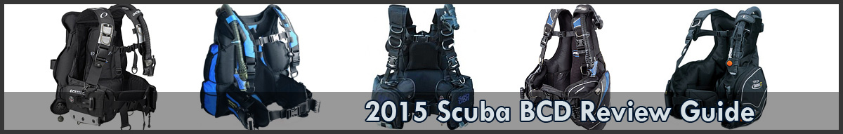 scuba diving bcd reviews 2015