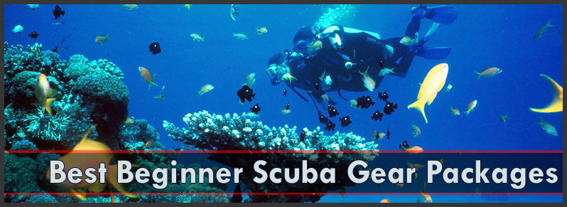 best beginner scuba diving packages
