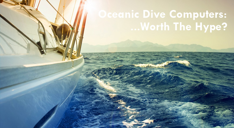 oceanic dive computers header