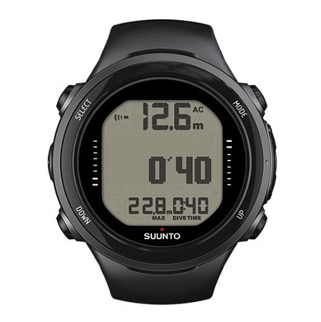 suunto d4i dive computer review