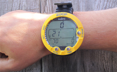 suunto zoop dive computer review 02
