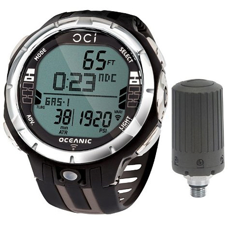 Oceanic Oci dive computer review