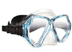 the best dive mask oceanic mako