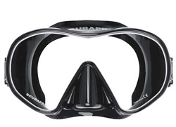 the best snorkel scuba mask scubapro solo