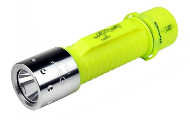 esky underwater flashlight 500 lumens