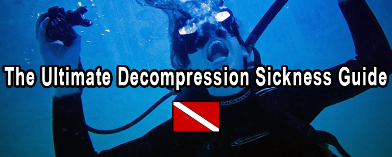 decompression sickness symptoms of the bends